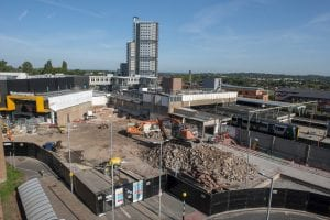 SLC is involved in the Wolverhampton Railway Station Redevelopment as programme co-ordinator and were pleased that another milestone has been reached this week after full demolition of Wolverhampton's old railway station building was completed.